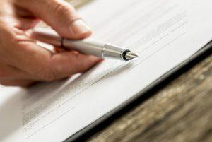 Scheiding met huwelijkse voorwaarden