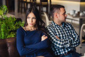 Scheiding na samenwonen