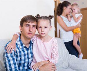 co-ouderschap vs omgangsregeling