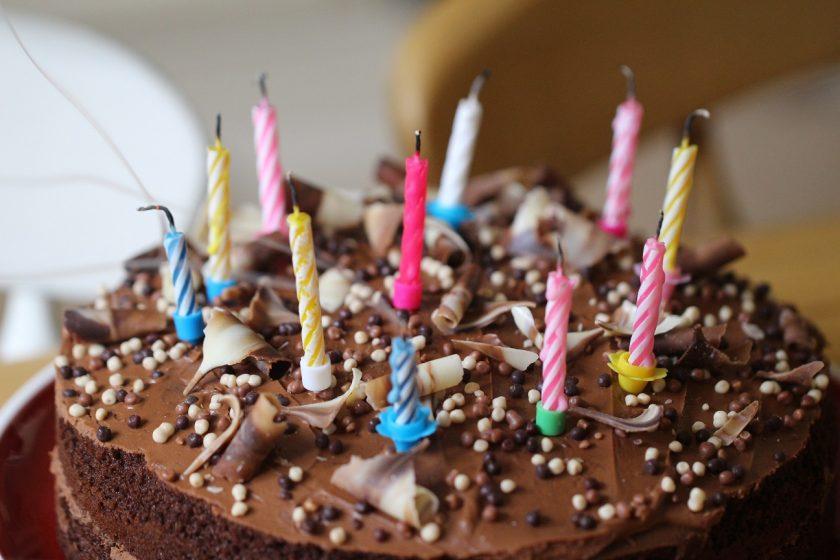 verjaardag vieren na scheiding